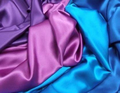 Натуральный шелк: как использовать и отличить от искусственного