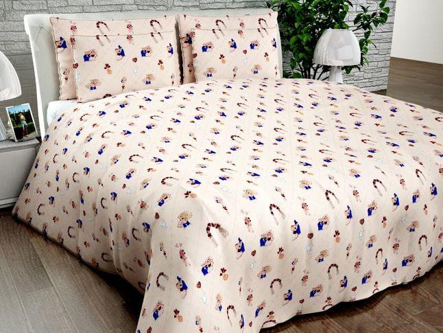 Какой вид бязи лучше использовать для постельного белья?