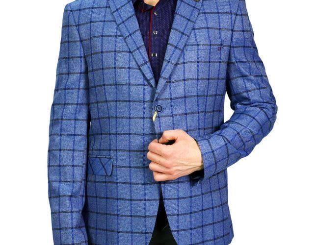 Как правильно выбрать ткань для пиджаков в офис?