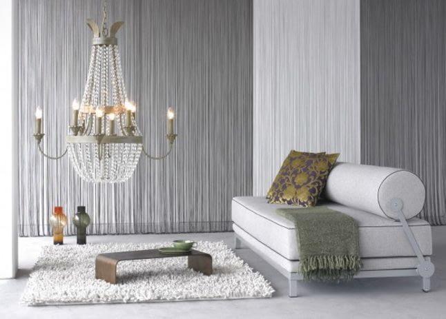 Зачем ткань для драпировки стен и потолков?