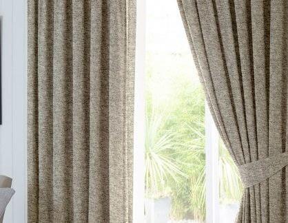 Почему лен используют для штор: основные преимущества и недостатки, характеристика и уход