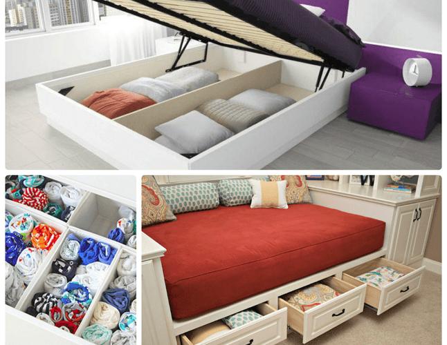 Как правильно хранить постельное белье