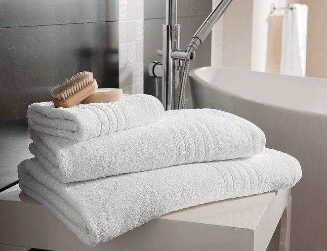Отбеливание махровых полотенец: как правильно выполнить работу