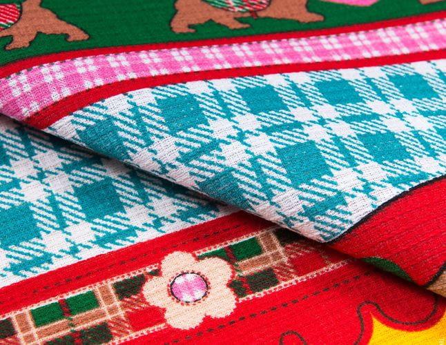Какие ткани для бытового использования?