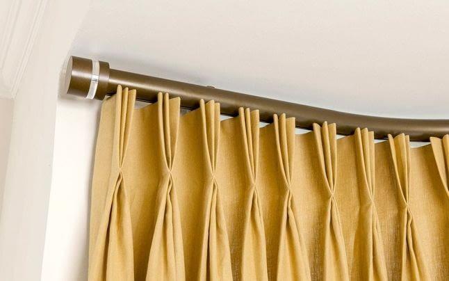 Как установить карниз для штор