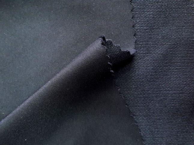Как получают ткань бондинг?