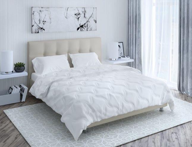 Виды теплых зимних одеял для взрослых и детей