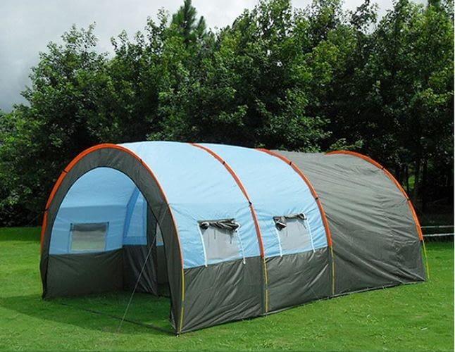 Как стирать ткань для палаток после похода