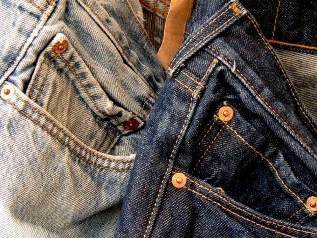 Виды джинсовой ткани