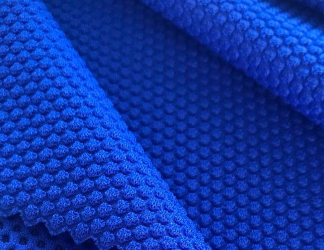 Метод изготовления и основные сферы применения синтетической ткани полиамид