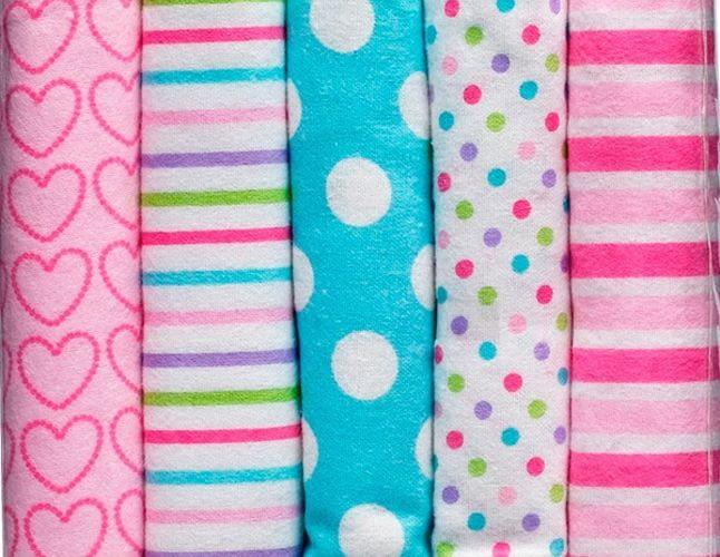 Из какой ткани шьют детские пеленки