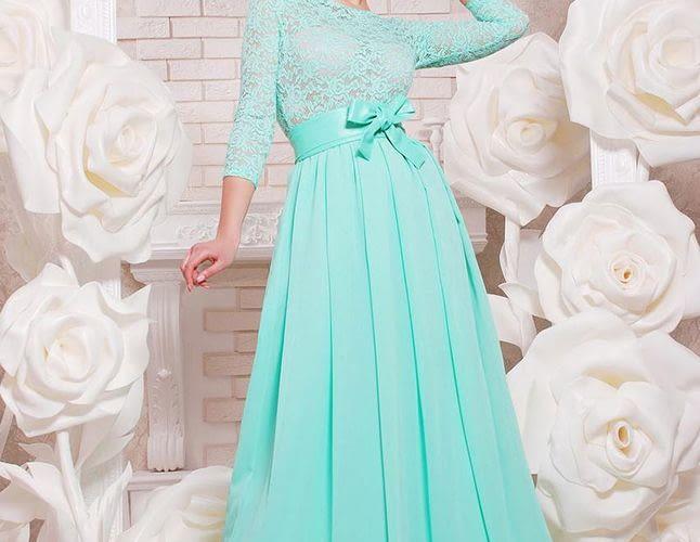 Платье из шифона: как такой вариант на выпускной?