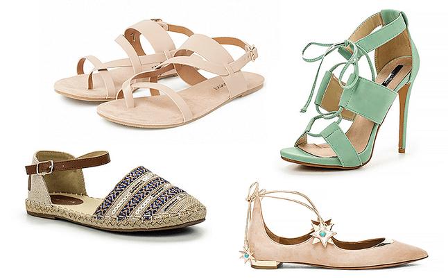 Какие ткани для летней обуви?