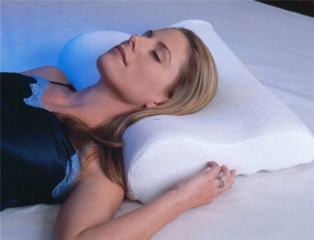 Функциональность ортопедической подушки