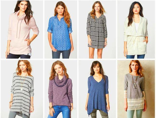 Туника: как выбрать и с чем носить?