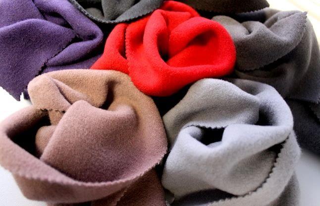 Наиболее популярные пальтовые ткани