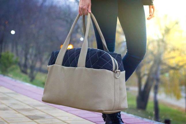 Какие виды материалов для сумок?