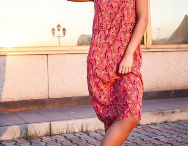 Летние платья из поплина: почему этот материал так редко используют при пошиве одежды?