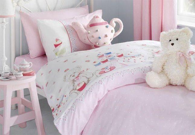 Вибір тканини для дитячої постільної білизни