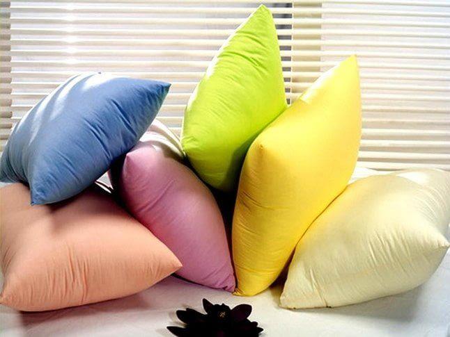 Вибираємо тканину для подушки