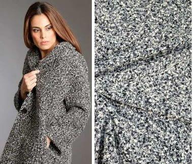 Букле: особенности и состав ткани, как стирать и с чем носить