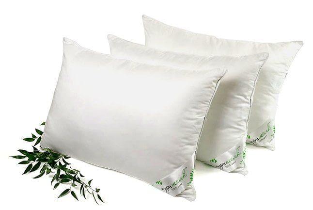 Как подобрать размер подушки?