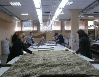"""Группа """"Текстиль-Контакт"""" Александра Соколовского теперь присутствует в Лубнах"""