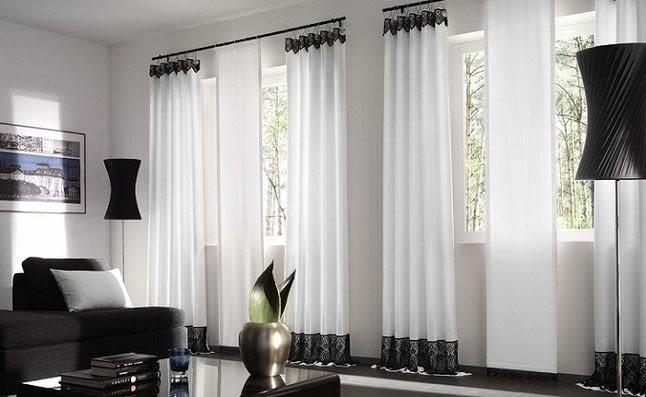 Правильний підбір аксесуарів при оформленні вікна