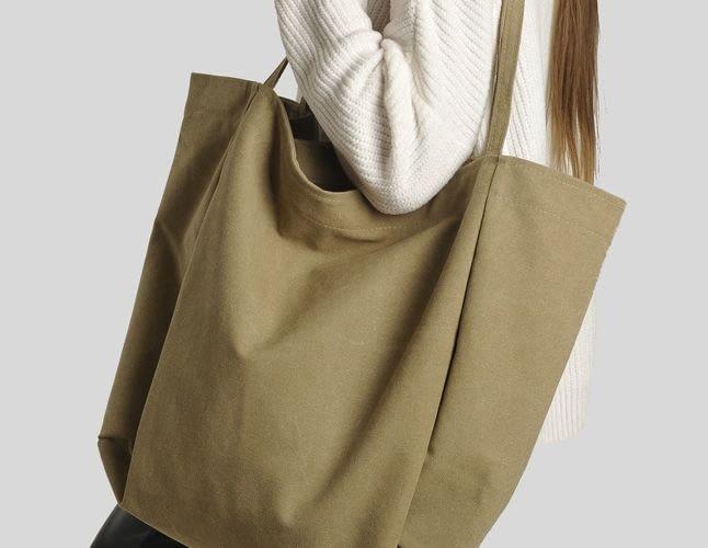 З якого матеріалу і якого фасону зшити сумку шопер?