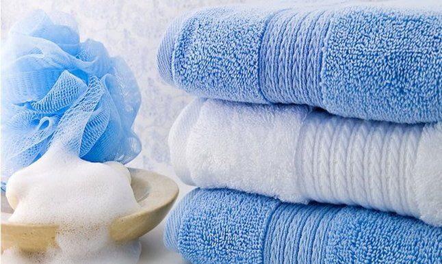 Как сделать мягким махровое полотенце