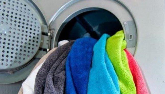 Оптимальна температура прання махрового рушника