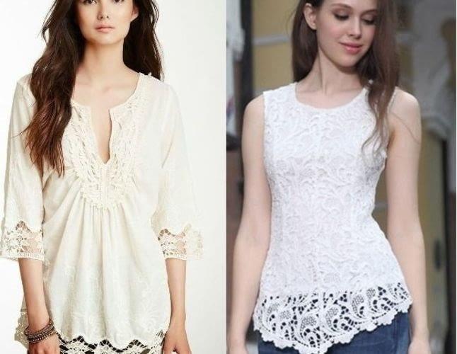 Какая ткань лучше для блузок на лето - натуральная или синтетическая?