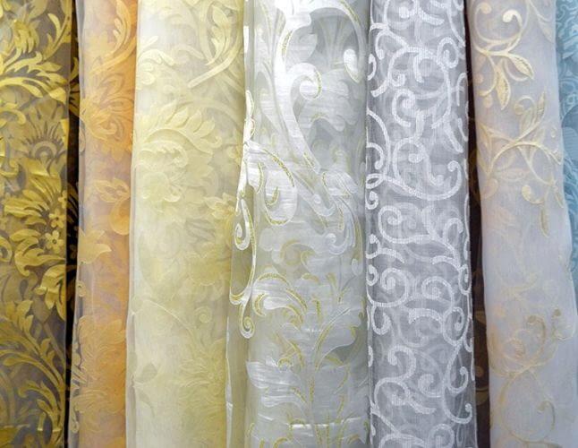 Органза что за ткань: описание, свойства и характеристики