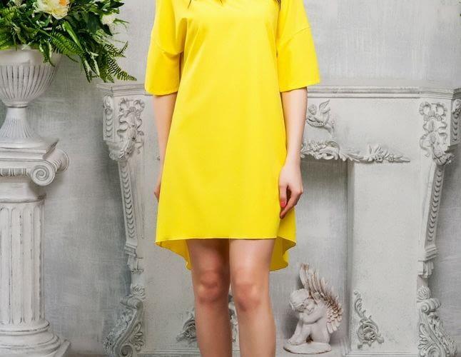 Плаття вільного крою: як правильно вибрати тканину