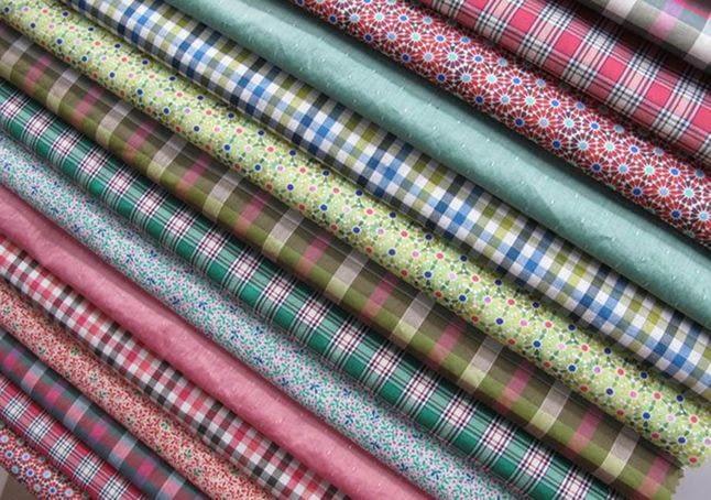 Тканини для одягу: які матеріали не сильно мнуться?