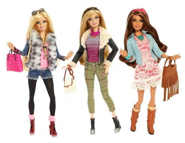 Какие материалы для кукол следует выбрать?