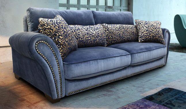 Оббивка дивану велюром: чи варто вибирати цей матеріал?