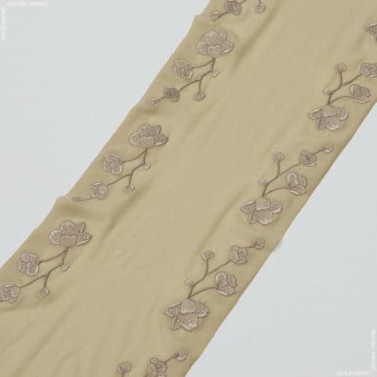 Ткани для белья - Трикотаж капрон телесный 19.5см