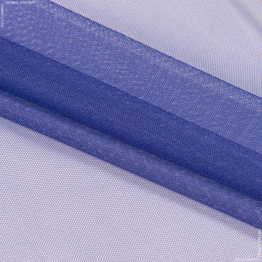 Тканини для суконь - Фатин стрейч електрик
