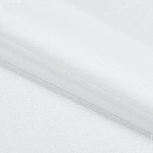Ткани для столового белья - Ткань полульняная белая