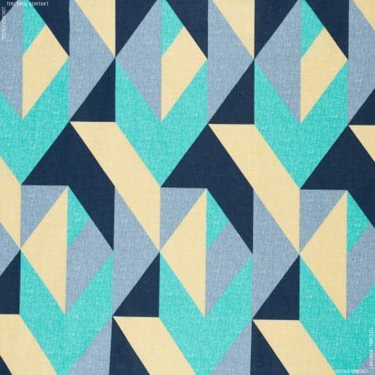 Ткани для постельного белья - Бязь  набивная голд dw
