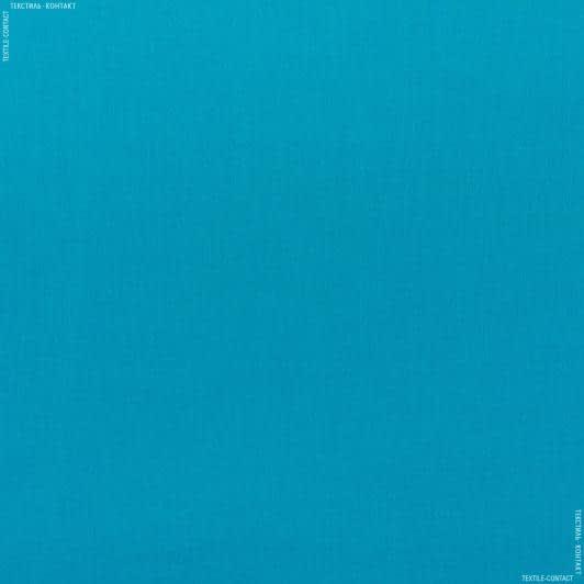 Ткани для детской одежды - Батист ярко-голубой