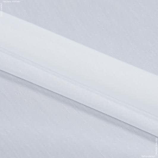 Ткани для драпировки стен и потолков - ТЮЛЬ БАТИСТ  АЛЬМА/ БЕЛЫЙ   (Фестон)