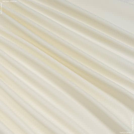Тканини портьєрні тканини - Велюр класік навара молочний