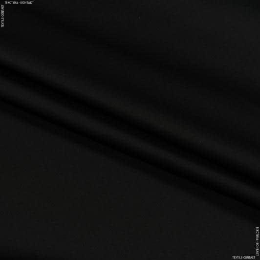 Ткани для спецодежды - Ткань для медицинской одежды  черный