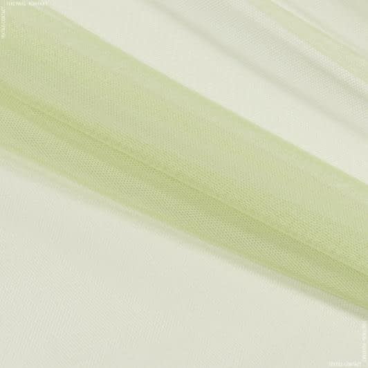 Тканини гардинні тканини - Тюль з обважнювачем сітка грек/grek липа