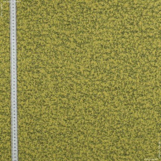 Ткани для верхней одежды - Пальтовый трикотаж букле желтый