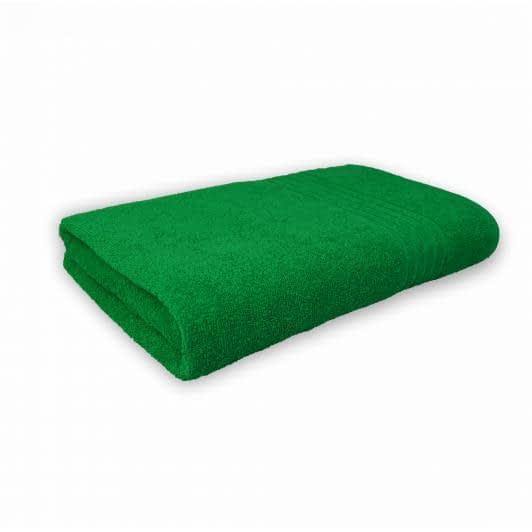 Ткани махровые полотенца - МАХРОВОЕ ПОЛОТЕНЦЕ  40х70 ЗЕЛЕНЫЙ