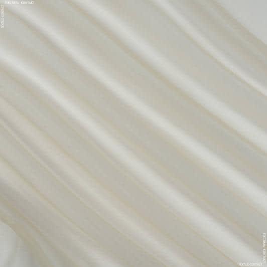 Тканини для тюлі - Тюль батист св.бежевий