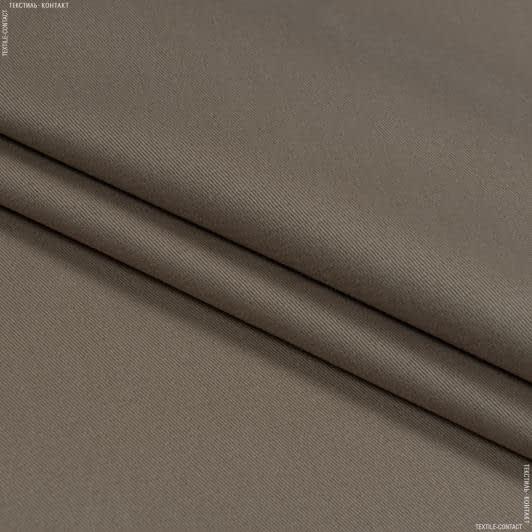 Тканини для банкетних і фуршетніх спідниць - Декоративний сатин гандія/gandia какао